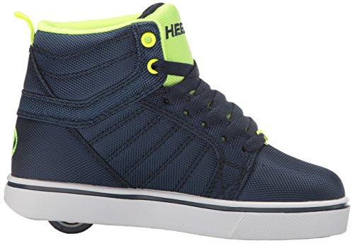 Yellow Ballistic Heelys Jungen High Uptown Uptown Heelys Jungen Top High Blau Navy U76vTqw