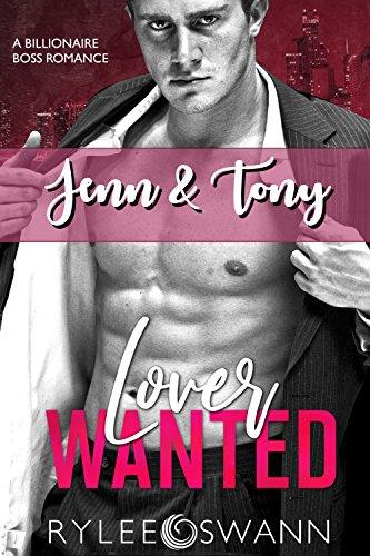 Lover Wanted: Jenn & Tony (English Edition)