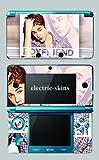 Nintendo 3DS Vinyl Skin Kit 3pcs - Justin Bieber Boyfriend Believe - (does not fit 3DS XL) by itsaskin