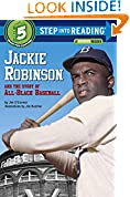 #4: Jackie Robinson and the Story of All Black Baseball (Step into Reading)