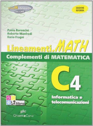 LINEAM.MATH COMPL.C4