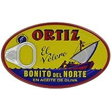 El Velero - Bonito del Norte en Aceite de Oliva - Atún Blanco - 112 g