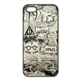 Diy Harry Potter Phone Case, DIY Hard Back Cover Case for iPhone 5/5G/5S Harry Potter