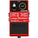 Best Loop Pedals - Boss RC-1 Loop Station Review