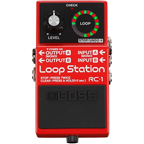 Boss RC-1 Loop Station Boss Audio 12