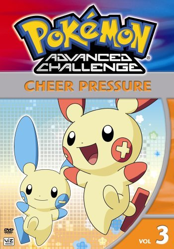 Pokemon Advanced Challenge, Vol. 3 - Cheer Pressure by Various Advanced Dvd
