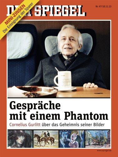 DER SPIEGEL 47/2013: Gespräche mit einem Phantom