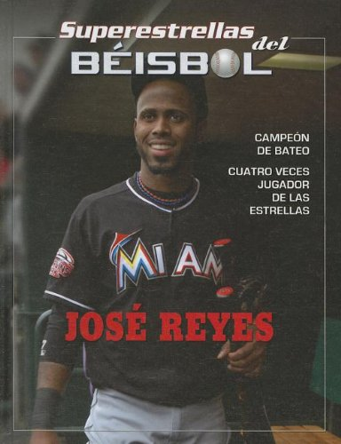Jose Reyes (Superestestallas del beisol / Superstars of Baseball) por Tania Rodriguez Gonzalez