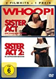 Sister Act / Sister Act 2 - In göttlicher Mission [2 DVDs]