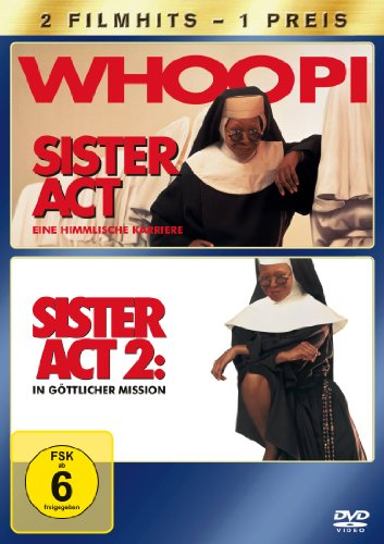 Sister Act / Sister Act 2 - In göttlicher Mission [2 DVDs] - Sister 2 Act