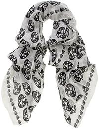 d598f508f37 Amazon.fr   foulard tete de mort - Echarpes   Echarpes et foulards ...