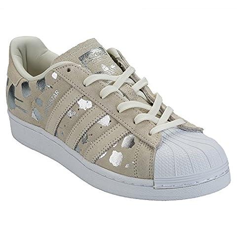 adidas Originals , Baskets mode pour femme - blanc cassé - blanc,
