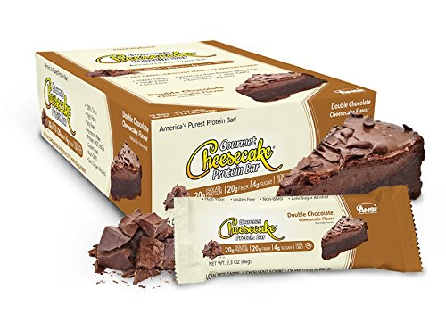 ANSI (Advanced Nutrient Science) - Gourmet Cheesecake Protein Bar Tartufo di cioccolato Cheesecake - 12 bar