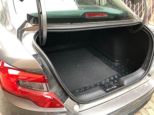 Bluesport Hochwertige Gummi Kofferraum Auto Matten Kofferraumwanne Anti-Rutsch. Bitte Bei Bestellung Modell und Baujahr Angeben!