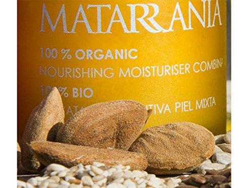 Hidratante nutritiva piel mixta certificada ecológica. 30ml.