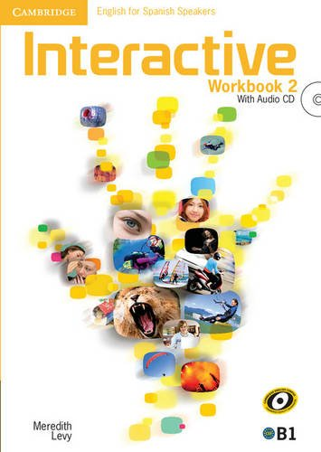 Interactive for Spanish Speakers  2 Workbook with Audio CDs (2) - 9788483236246