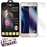 Vitre de protection SAMSUNG GALAXY J5 / SM-J500F [ULTRACRYSTAL] [Transparente] de MUZZANO + ...