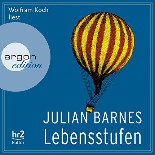 Buchseite und Rezensionen zu 'Lebensstufen' von Julian Barnes