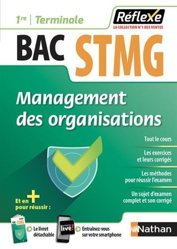 Management des organisations 1re et Tle Bac STMG