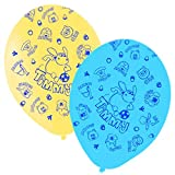 Pack of 6 Timmy Time Latex Balloons All Over Print