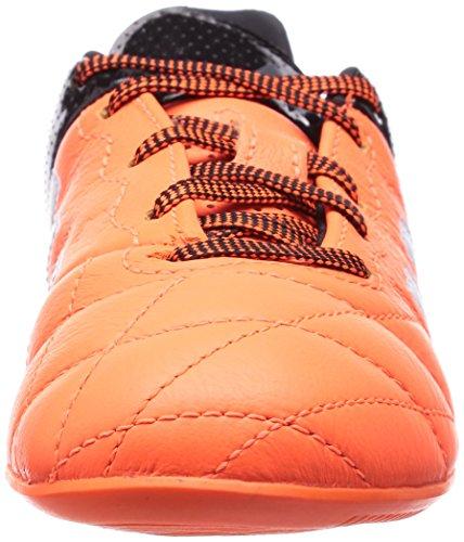 adidas Kinder Fussballschuhe ACE 15.3 IN Jr Leder solar orange/ftwr white/core black