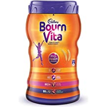 Bournvita Pro-Health Chocolate Drink, 500 gm Jar