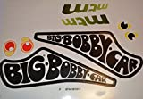 Big Bobby Car Stickers Aufklebersatz Classic Racer