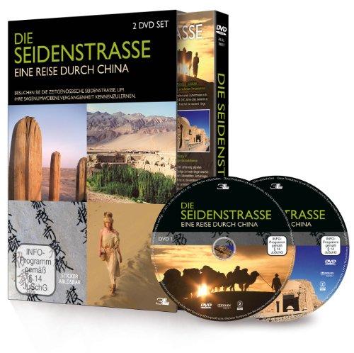 Die Seidenstraße - Eine Reise durch China [2 DVDs] (Seidenstrasse, Dvd)