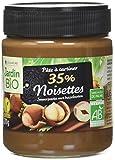 Jardin Bio Pâte à Tartiner 35% Noisettes 270 g - Lot de 3