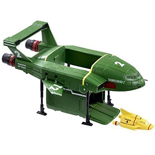 Thunderbirds Are GO! TB2 & Mini TB4 Vehicles Official Action Figures With Sounds