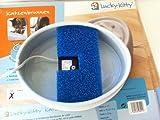 """Lucky-Kitty Langhaar-Dauerfilter, Made in Germany mit """"Ökotex-100 Zertifizierung"""" für geprüfte Schadstoff-Freiheit. - 2"""
