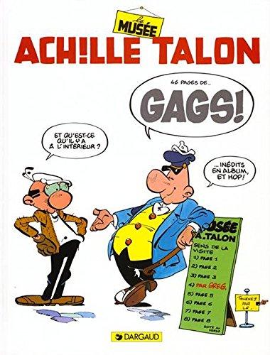 Achille Talon, tome 42 : Le Musée Achille Talon