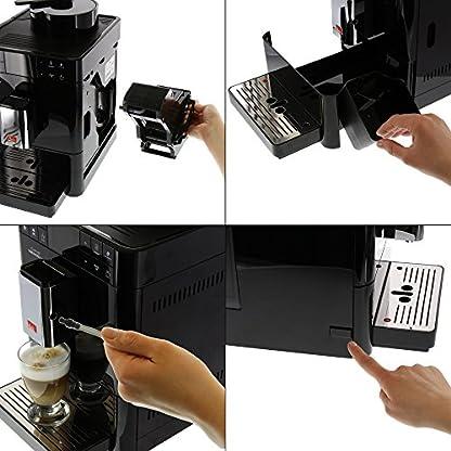Melitta-F570-101-silber-Kaffeevollautomat-Caffeo-Varianza-CSP-Melitta-206056-IsolierTrinkbecher
