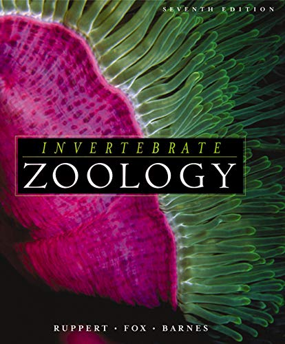 Invertebrate Zoology: A Functional Evolutionary Approach por Richard Fox
