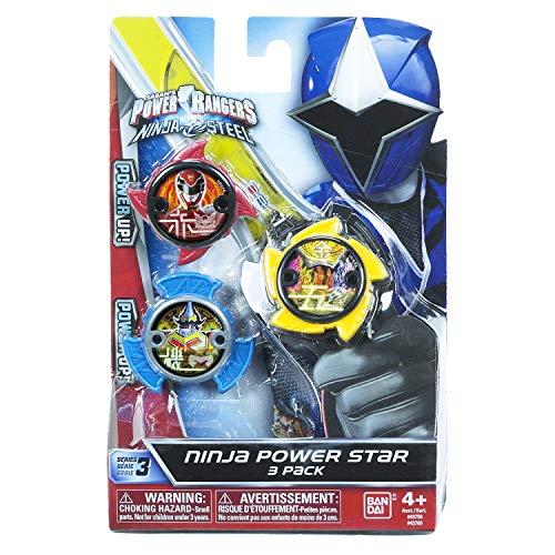 Power Rangers Pack Sterne, 43766