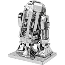 Star Wars Maqueta de metal 3D R2-D2 (Metal Earth MMS250)
