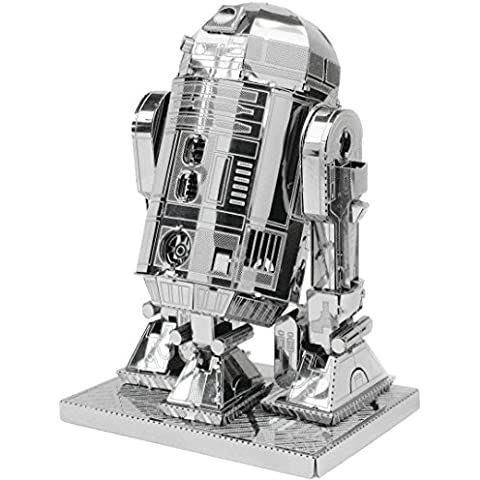 Fascinations 5262 - Figura de acción (5262) - Figura Star War R2-D2 Metal 10 cm (Kit de montaje)