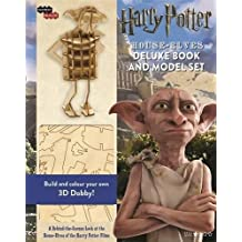 IncrediBuilds: House-Elves : Deluxe Book and Model Set: Deluxe Book and Model Set (Harry Potter)