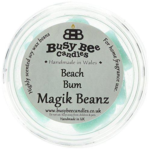 Scheda dettagliata Busy Bee Candles Beach Bum Magik Beanz, Colore: Blu, Confezione da 6