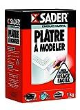 Sader Plâtre àModeler - 1 Kg