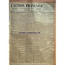 ACTION FRANCAISE (L') [No 195] du 13/07/1924 - LES SUCCES DE M. HERRIOT - POUR NOTRE HEBDOMADAIRE RURAL - IL FAUT DEVELOPPER SA DIFFUSION PAR LEON DAUDET - LA RESISTANCE ALSACIENNE - LA PROTESTATION DES EVEQUES - LA POLITIQUE - JUSTES ALARMES DE M. GASTON JAPY - LES ANGLAIS ET LES FRANCAIS - ET BRIAND MENTAIT TOUJOURS ! - UN MODELE DE DECLARATION MINISTERIELLE PAR CHARLES MAURRAS - UNE CAMPAGNE CONTRE M. MACDONALD EN ANGLETERRE PAR J. B. - POINCARE-MALVY ? PAR MAURICE PUJO - A LA CHAMBRE - LE D