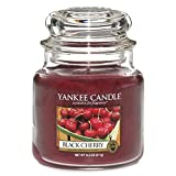 Yankee Candle 1129752 Black Cherry mittleres Jar