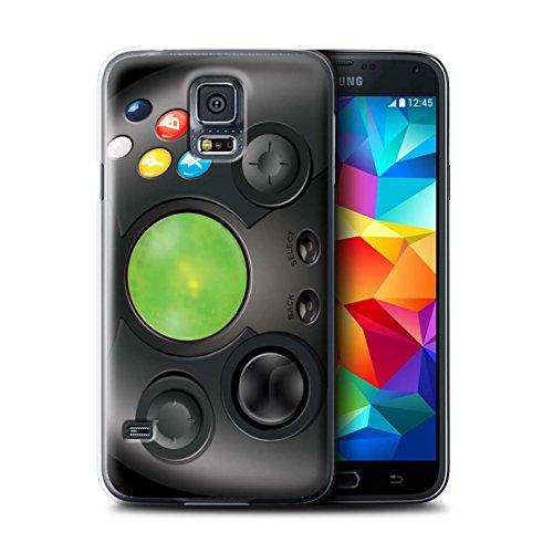 Stuff4 Hülle / Case für Samsung Galaxy S5/SV / Xbox Muster / Spielkonsolen Kollektion