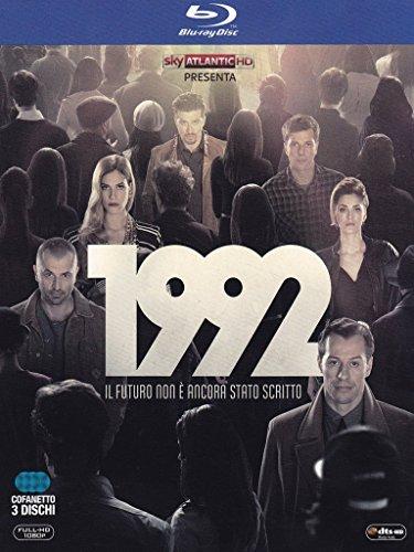1992 (3 blu-ray disc) registi giuseppe gagliardi [Italia] [Blu-ray] 51icY2SwpJL
