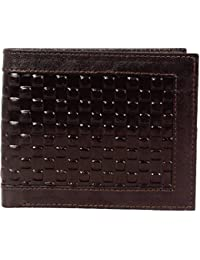 Swiss Connection Men Brown Genuine Leather Wallet ( Mate In Frame) (Genuine Leather)