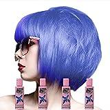 Crazy Color Haartönung 4er Pack (Lilac - Flieder)
