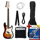 Rocktile Groover's Pack PB E-Bass Set III Sunburst