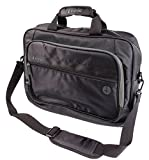 König CSNBB300BL 18' Sac Messenger Noir sacoche d'ordinateurs portables - Sacoches d'ordinateurs portables (Sac Messenger, 45,7 cm (18'), Sangle épaule, Noir)
