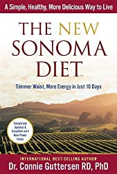 The New Sonoma Diet??: Trimmer Waist, More Energy in Just 10 Days by Connie Guttersen (2011-08-02)
