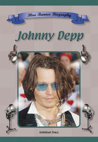 Johnny Depp (Blue Banner Biographies)